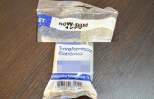 Embalagem transformador dimerizável