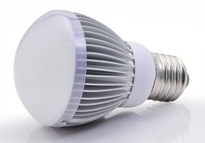 Lâmpada de LED, exemplo de lâmpadas LED