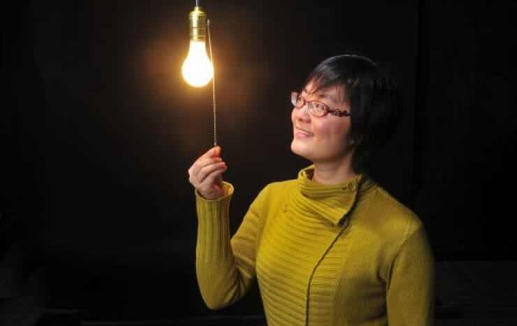 iluminação e as emoções Alison Xu
