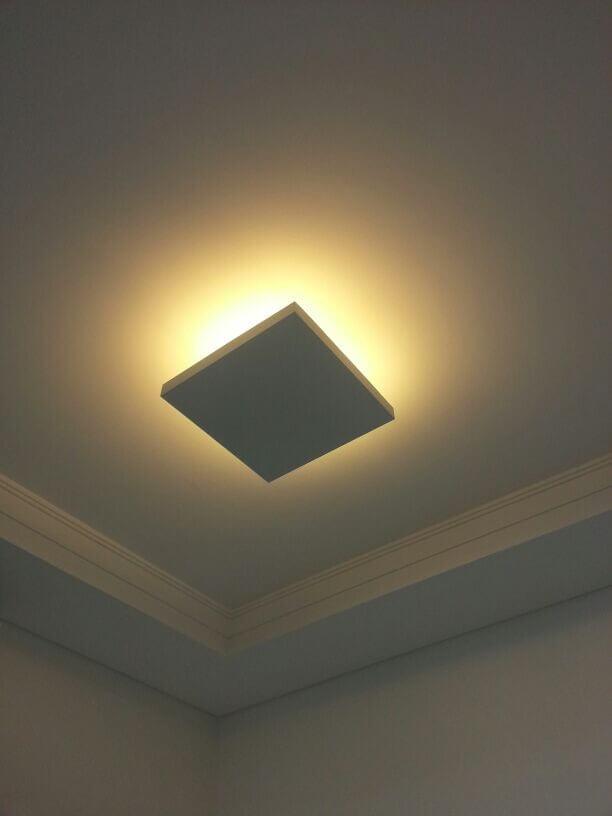 luz indireta