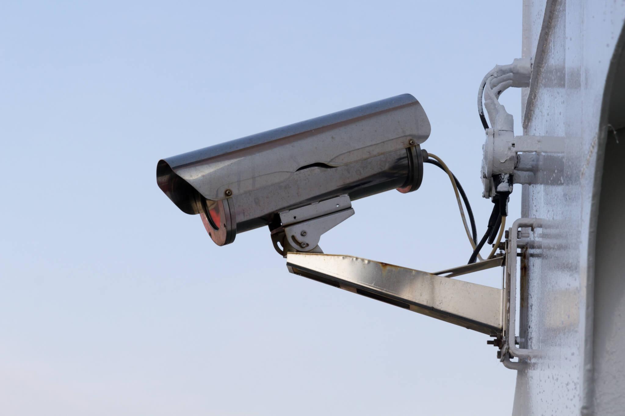 sistema de segurança eletrônica